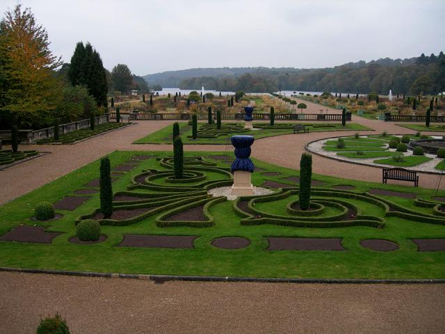 The Italian Gardens at Trentham Hall