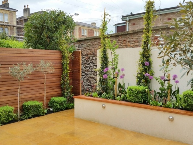 garden design projects in bath bristol the surrounding