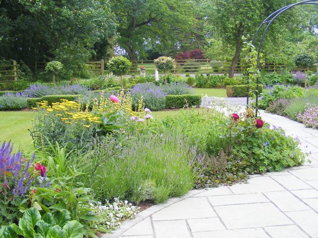Bristol Garden Design. Garden And Landscape Design. Hallam Road Clevedon. Modac Natural Stone ...