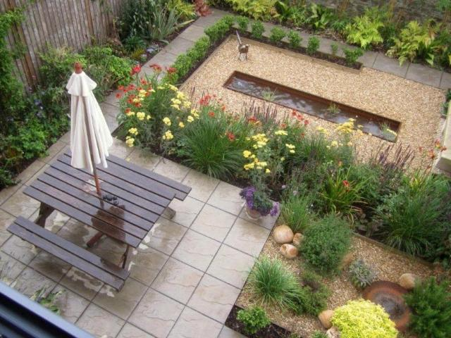Garden design projects in bath bristol the surrounding for Country garden designs ireland