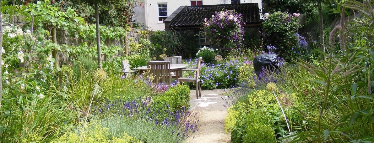 Garden designers bristol bath and beyond garden for Landscape design bristol